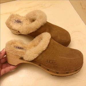 Ugg Kailey Clog Mules size 7
